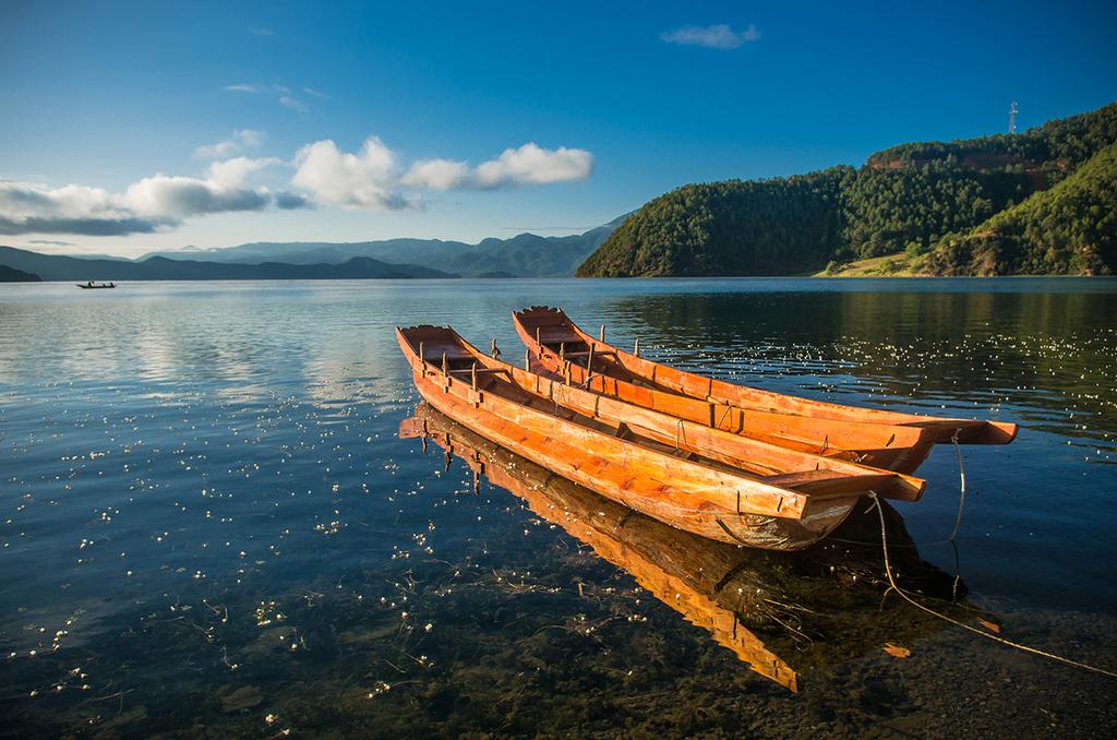 西昌泸沽湖0自费4日游住一晚泸沽湖