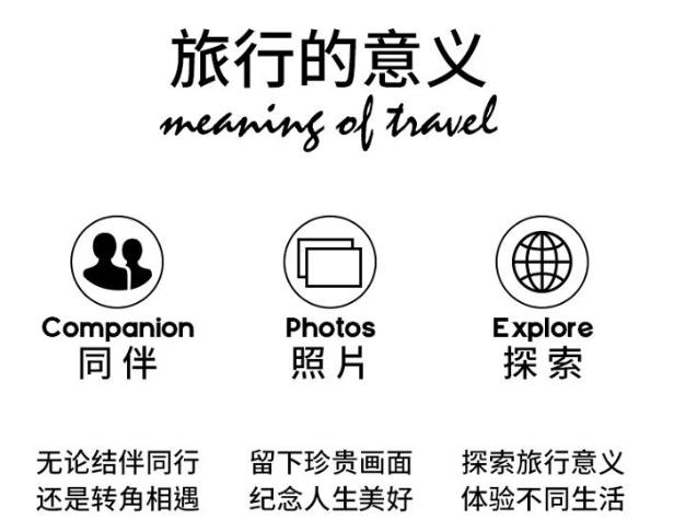 分享旅游意义解析