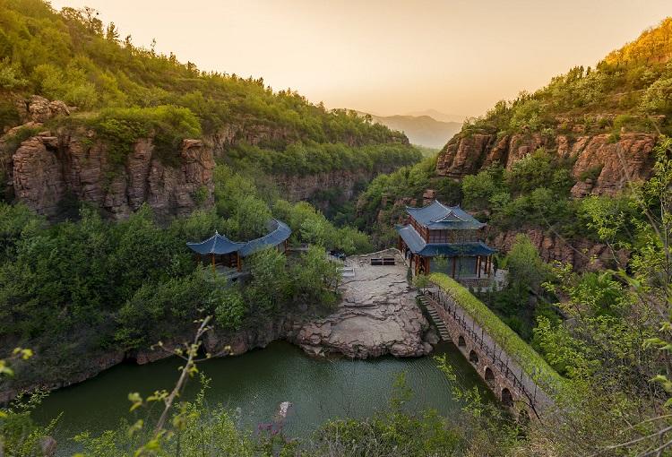 你所不知道的世外仙境-河南郑州伏羲山