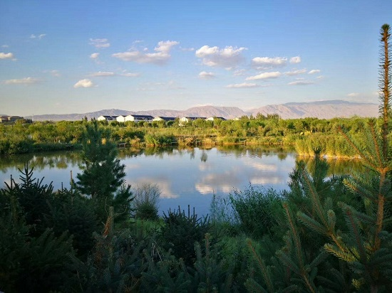 国家湿地公园