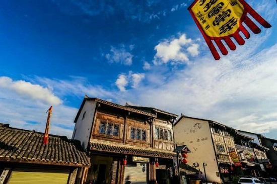 龙凤古镇在哪里-四川龙凤古镇游玩攻略-四川旅游景点