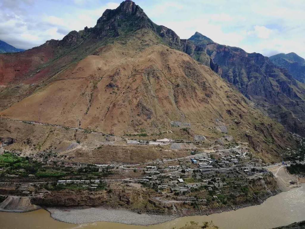 金沙江皎平渡峡谷游玩攻略-四川金沙江皎平渡峡谷地理位置-四川100个最佳拍摄点精选
