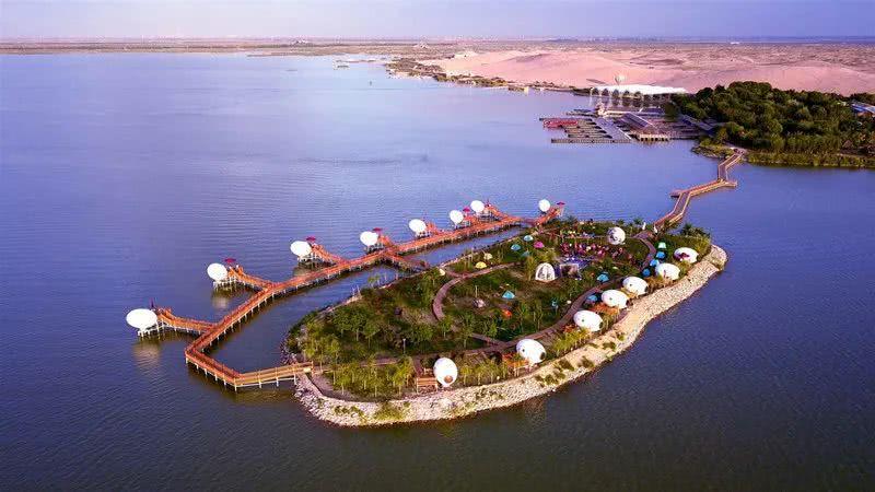 沙湖旅游景区