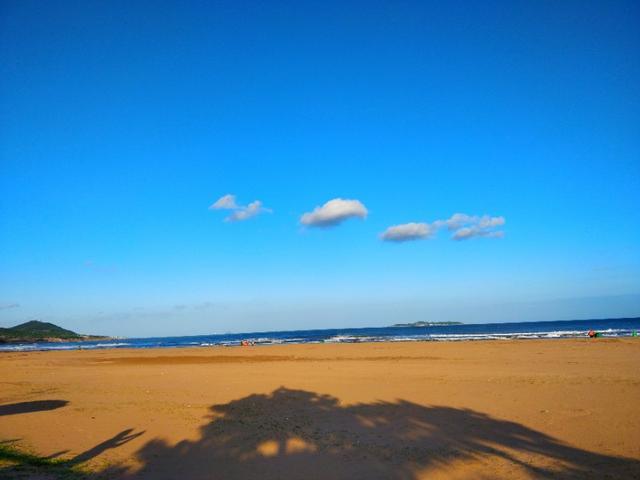 海滩风景图
