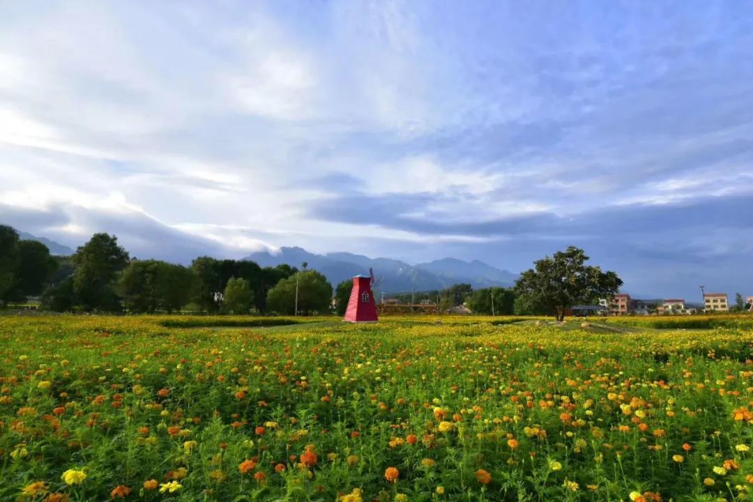 兰田县免费旅游景点分享-陕西兰田县好玩景点分享-陕西旅游攻略