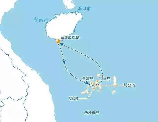 第一次去西沙群岛需要注意什么-去西沙群岛必看旅游指南